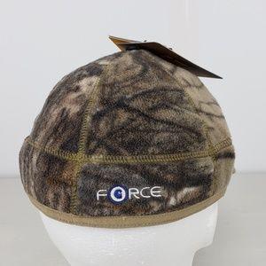 Carhartt Accessories - Carhartt Force Fleece Camo Ball Cap Hat NWT 2af406178fcf